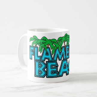 Flamenco Beach Mug