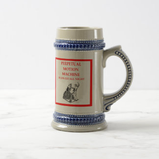 flamenco beer stein