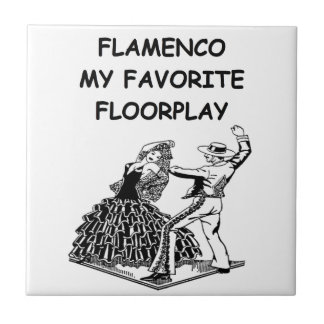flamenco ceramic tile