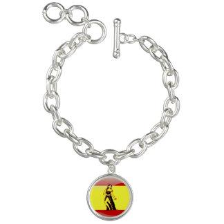Flamenco dancer bracelets