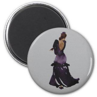 Flamenco Dancer Magnet