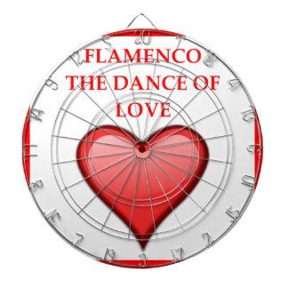 FLAMENCO DARTBOARD