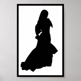 Flamenco Image Poster
