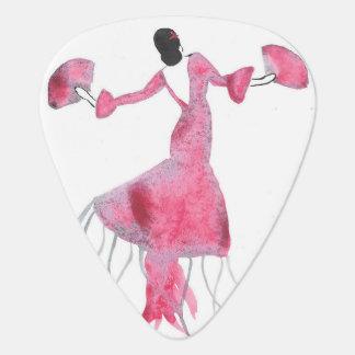 Flamenco Jellyfish - Sabrina Guitar Pick