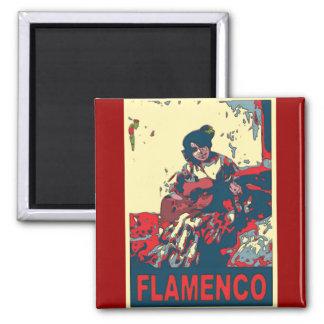 Flamenco Magnet