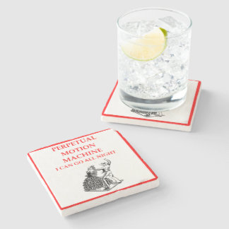flamenco stone coaster