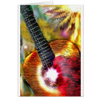 Flamenco Sunlight Card