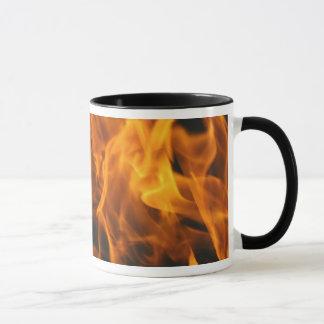 Flames and FIre Mug