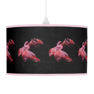 Flames in the Darkness Pendant Lamp