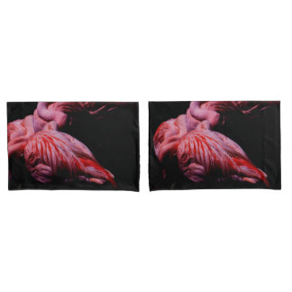 Flames in the Darkness Pillowcase