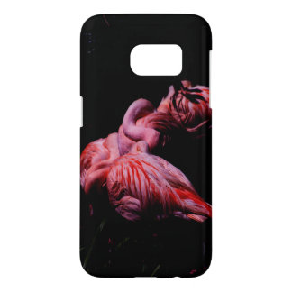 Flames in the Darkness Samsung Galaxy S7 Case