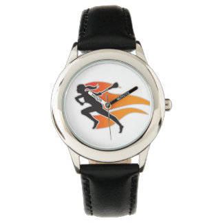 Flames Lacrosse Watch