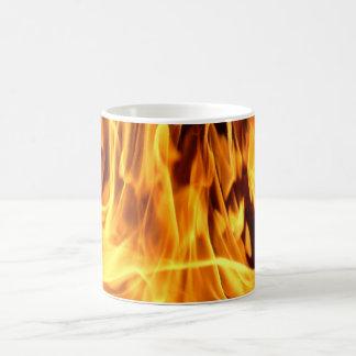 Flames Morphing Mug