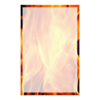 Flames Stationery