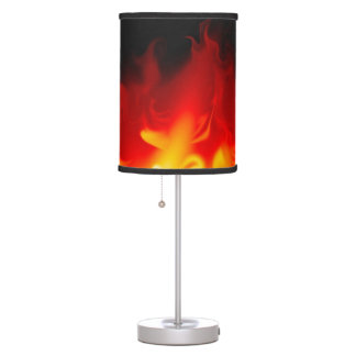 Flames Table Lamp