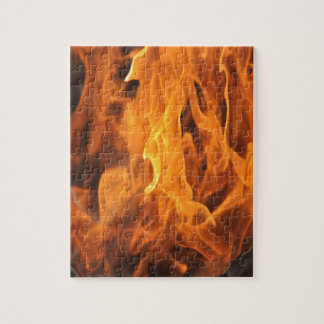 Flames - Too Hot to Handle Jigsaw Puzzle
