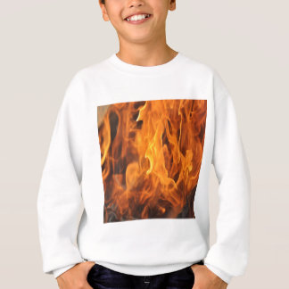 Flames - Too Hot to Handle Sweatshirt