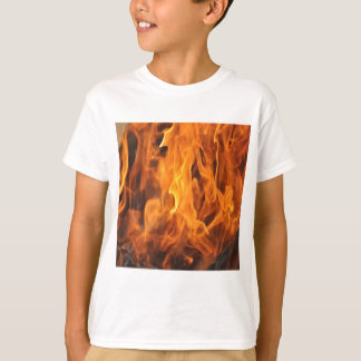 Flames - Too Hot to Handle T-Shirt