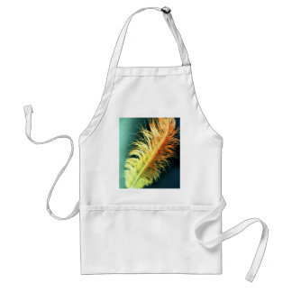 Flamin' Feather Standard Apron