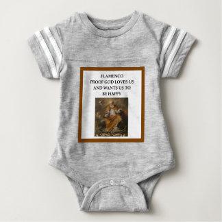 flaminco baby bodysuit