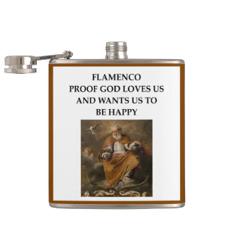 flaminco hip flask