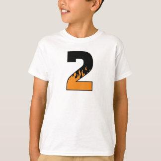 Flaming 2 Boys T-shirt