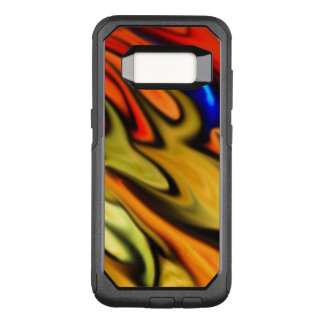 Flaming Desire OtterBox Commuter Samsung Galaxy S8 Case