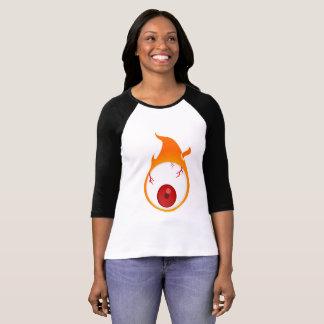 flaming eye T-Shirt