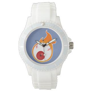 flaming eye watch