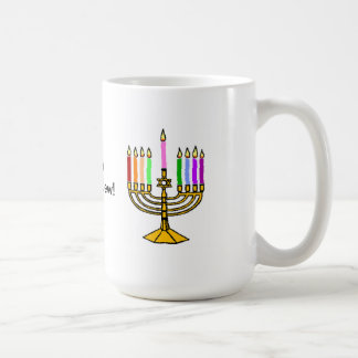 Flaming Jew Coffee Mug