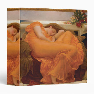 Flaming June by Frederic Leighton Binders