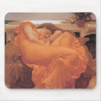 Flaming June Mousepad