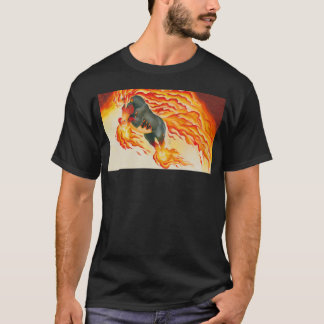 Flaming Nightmare T-Shirt