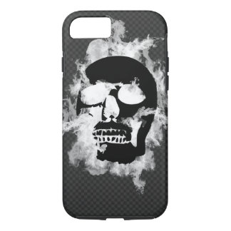 Flaming Skull. iPhone 7 Case