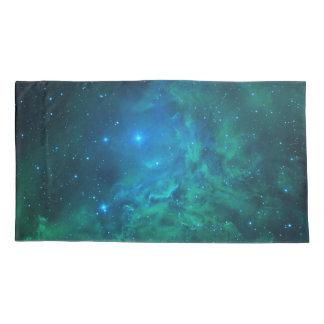Flaming Star Nebula Pillowcase