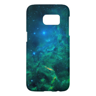 Flaming Star Nebula Samsung Galaxy S7 Case