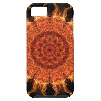 Flaming Sun Case For The iPhone 5