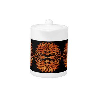 Flaming Tribal Phoenix