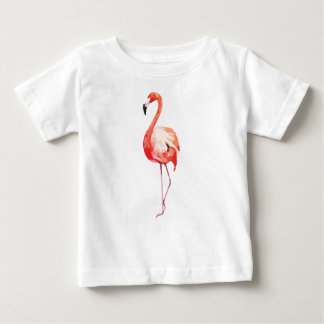Flamingo_1 Baby T-Shirt