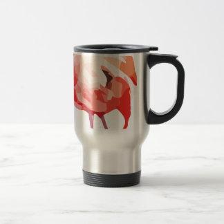 Flamingo_1 Travel Mug