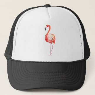 Flamingo_1 Trucker Hat