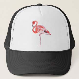 Flamingo_3 Trucker Hat