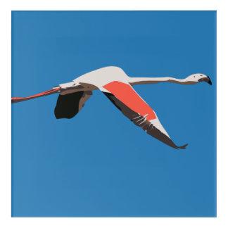 Flamingo Acrylic Wall Art