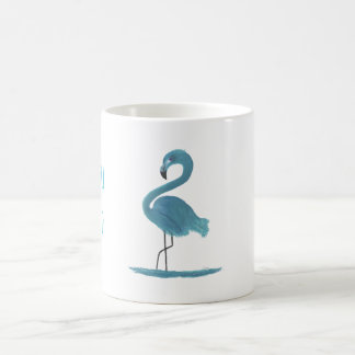 Flamingo Artwork - Sanibel Island Florida Coffee Mug