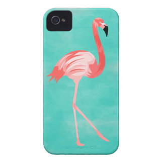 Flamingo Bird iPhone 4 Cover