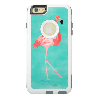 Flamingo Bird OtterBox iPhone 6/6s Plus Case