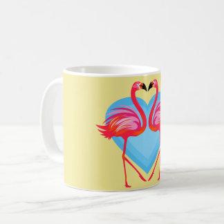 Flamingo Birds Coffee Mug