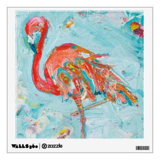 Flamingo Bright Wall Decal