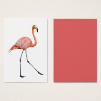 Flamingo Business Card