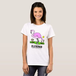 Flamingo by Lorenzo Women's T-Shirt